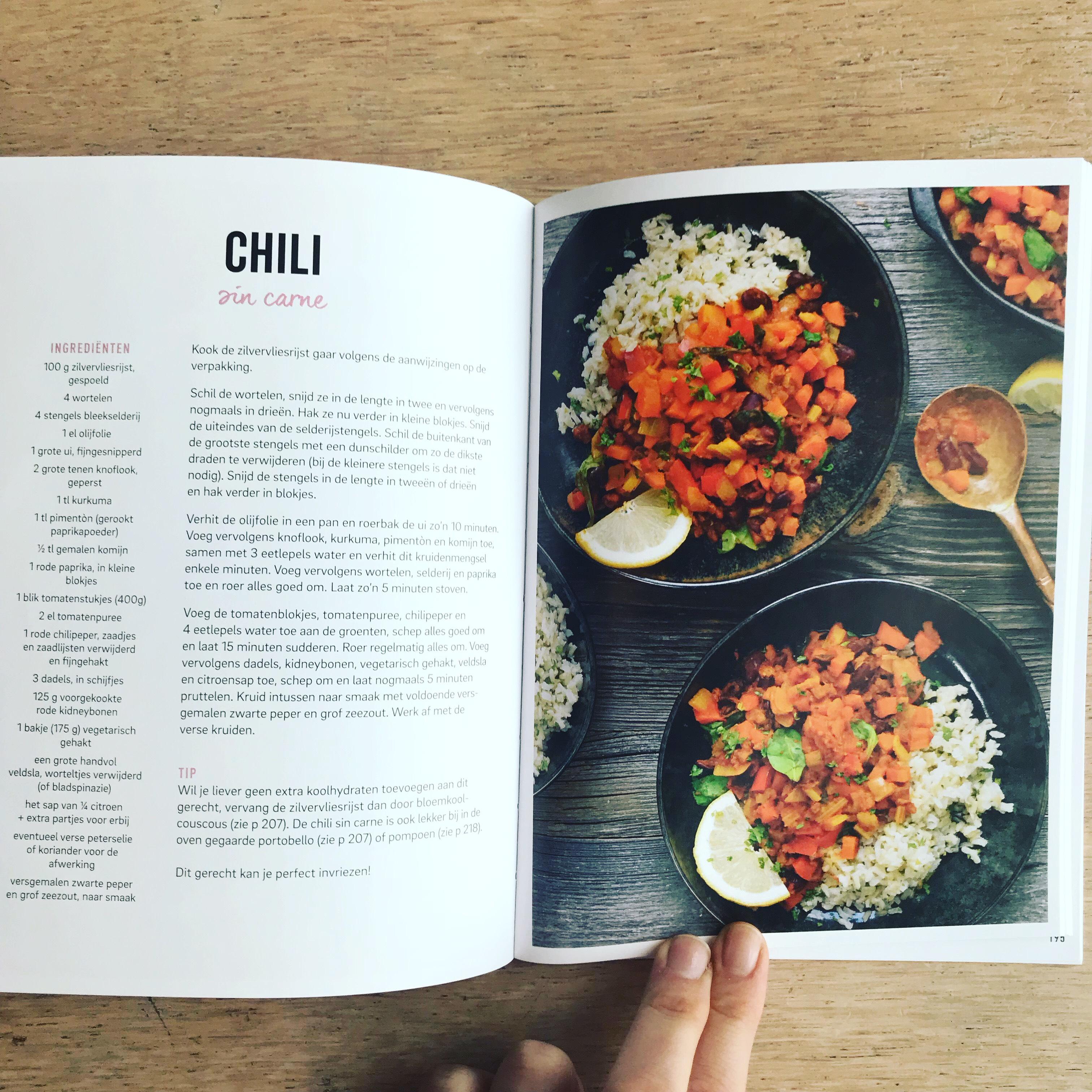 Kookboek Gewoon Gezond